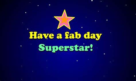 happy birthday superstar  happy birthday ecards greeting cards