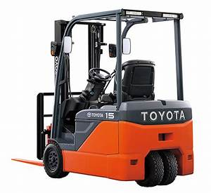 Toyota Forklift U2018s New Three