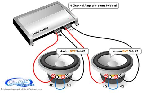 Wire Diagram For Mono And 2 Channel And 2 Sub by Wire Diagram For Mono And 2 Channel And 2 Subs