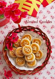 Almond Cookies Food 4Tots Recipes for Toddlers