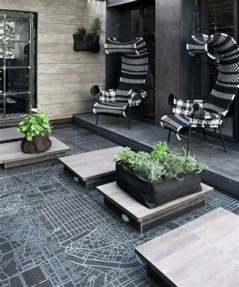 modern terrace design  images  creative ideas