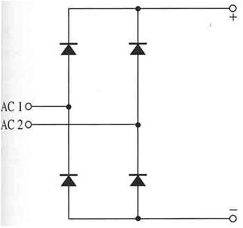 diode full wave bridge rectifier