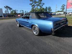Used 1967 Ford Mustang Convertible For Sale ($25,900) | Rose Motorsports, Inc. Stock #2462
