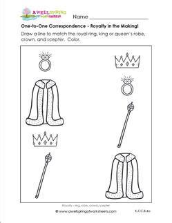 one to one correspondence matching identical objects 261 | one to one correspondence royalty in the making premium