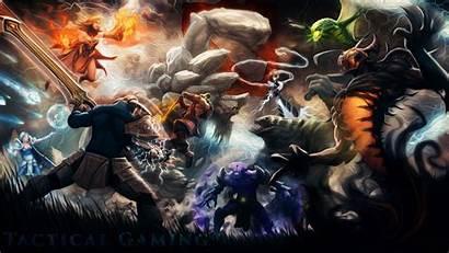 Dota Wallpapers Gaming 2k Pc Resolution 4k