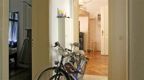 Kleine Wohnung, Großes Rad