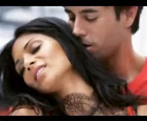 Nicole Scherzinger e Enrique Iglesias apaixonados em videoclip