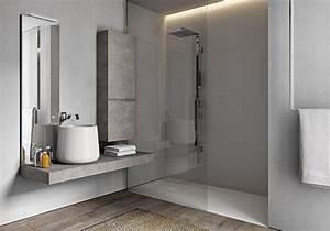 35 salles de bains design elle decoration With idea groupe salle de bain
