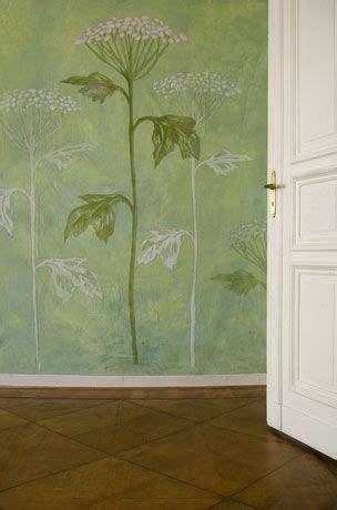 Wandgestaltung Kinderzimmer Wiese by Wandlungen Portfolio Gruen Tapete In 2019