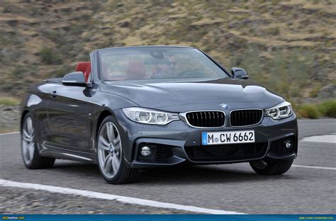 Bmw 4 Series Convertible by Ausmotive 187 Bmw 4 Series Convertible Revealed