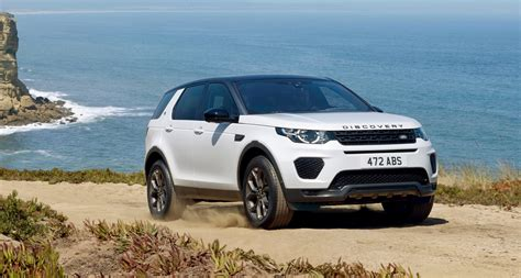 Land Rover 2019 : 2019 Land Rover Discovery Sport Landmark Edition Revealed