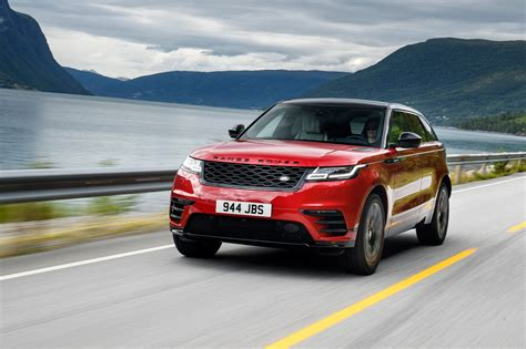 Land Rover Car : Range Rover Velar (2017) Review By Car Magazine