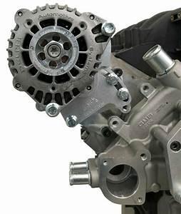 Ls Truck Manual Tension Alternator Bracket Hd High Mount