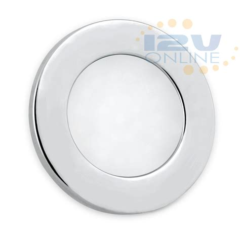 12v 2 76 quot led recessed ceiling light rv caravan coach