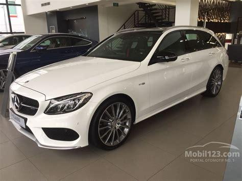 Gambar Mobil Mercedes C Class Estate by Jual Mobil Mercedes C43 Amg 2018 Amg 4matic 3 0 Di