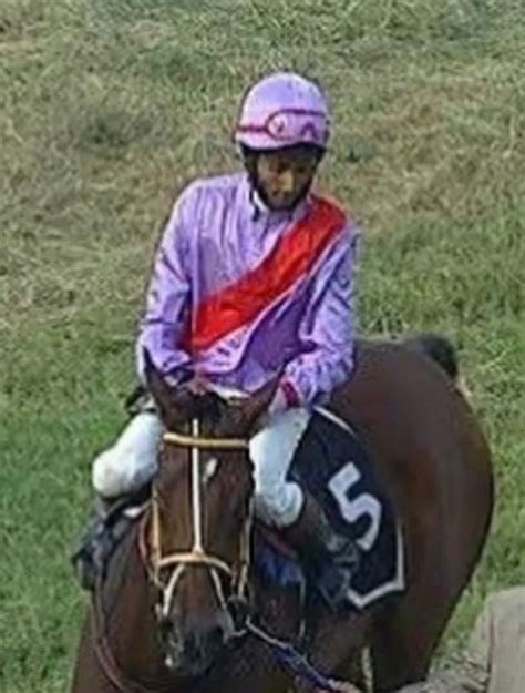 Jockey dies aged 24 after being 'trampled to death' by ...