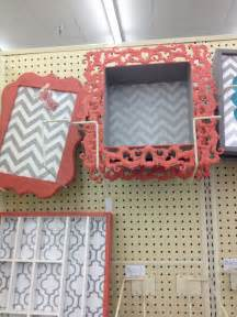more coral wall art from hobby lobby bathroom makeover