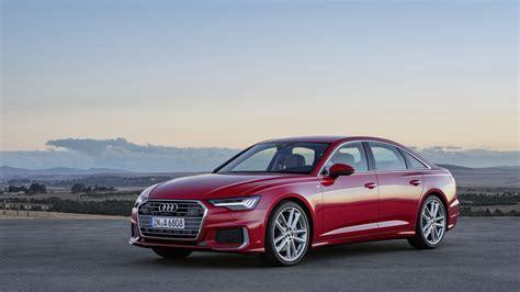 Best Large Sedans by 2019 Audi A6 The Digital Luxury Sedan