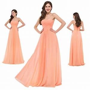 robes de demoiselle d39honneur robe de mariee robe de With robe de ceremonie longue rose