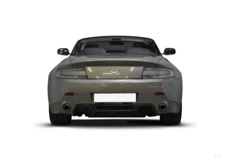 fiche technique aston martin vantage vantage roadster