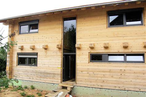 Modernes Haus Ohne Lüftungsanlage by Modernes 2 Stoeckiges Haus Ohne Auskragung Duffner Blockbau