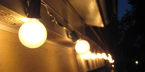 led light bulb how to find the best deal on outdoor string lights