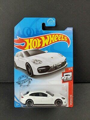 Hot wheels porsche 918 spyder exclusive by tiny toes. 2020 Hot Wheels Porsche Panamera Turbo S E-Hybrid Sport Turismo White 44/250 NEW | eBay