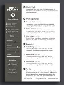 Custom Resume Template
