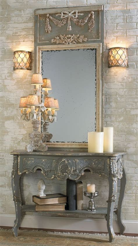 shabby chic entry table 1000 images about home decor on pinterest fine furniture house interiors and nyc