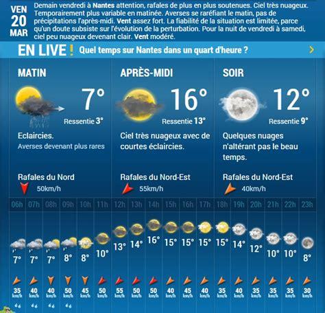 meteo jean de monts heure par heure 28 images march 233 place jean yole jean de monts jean