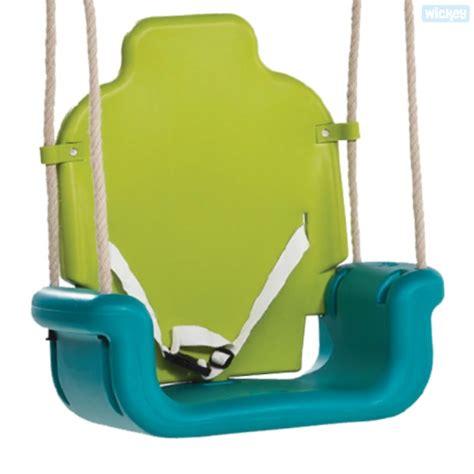 siege balancoire siège balançoire pour bébés évolutif 3 wickey fr
