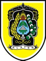 daftar kecamatan  kabupaten klaten jawa tengah