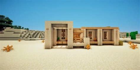 desert survival house minecraft house design