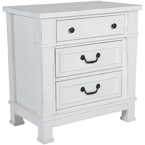 chesapeake bay nightstand  standard furniture afw