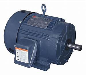 Dayton 3 Phase  General Purpose Motor