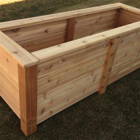 cedar planter box planters amusing cedar planter box for cedar planter