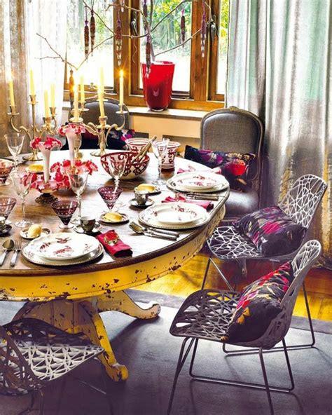 tischdeko weihnachten basteln weihnachtliche tischdeko selbst gemacht 55 festliche
