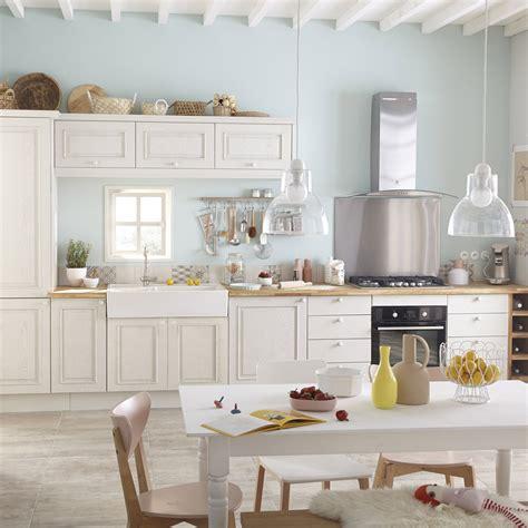 meuble de cuisine blanc meuble de cuisine blanc delinia cosy leroy merlin