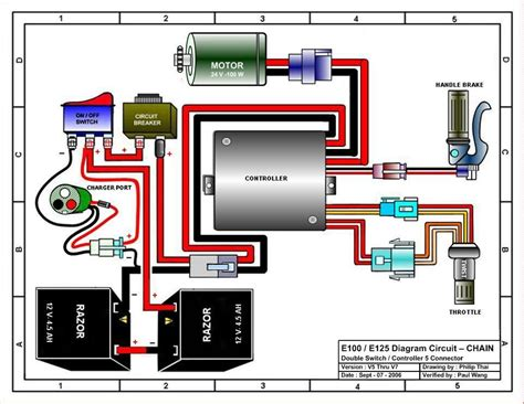 Motorcycle Scooter Wiring Diagram by Pride Legend Scooter Wiring Diagram Wiring Diagram