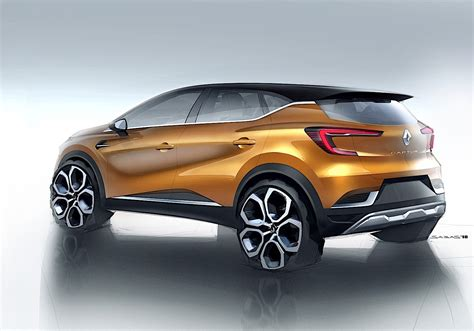 renault captur unveiled  carmakers   phev