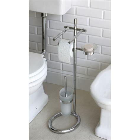 Piantane Bagno pitagora piantana quattro funzioni portasapone bagno