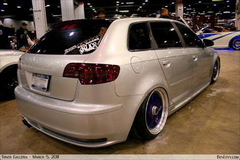 modified audi  benlevycom