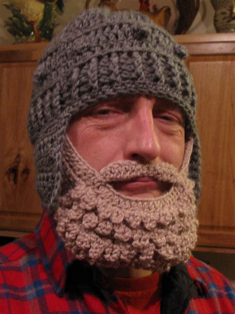 Knitted Beard Pattern Free