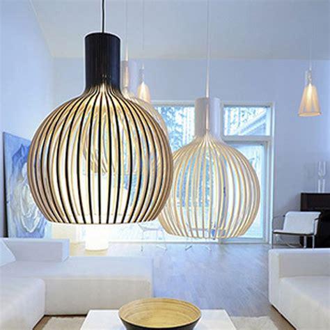 lustre design salon suspension rotin noir marchesurmesyeux
