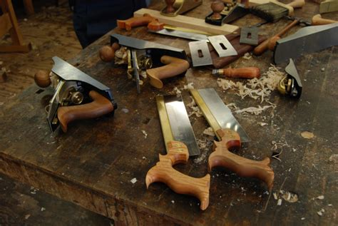 lie nielsen hand tool event peter follansbee joiners notes