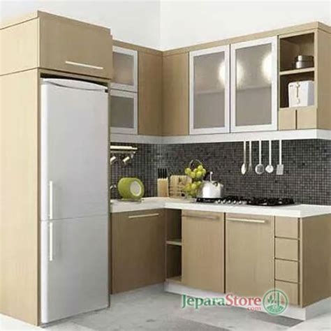 design kitchen set minimalis kitchenset minimalis hpl jeparastore 6577