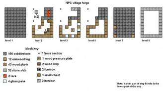 minecraft floor plans npc buildings minecraft project