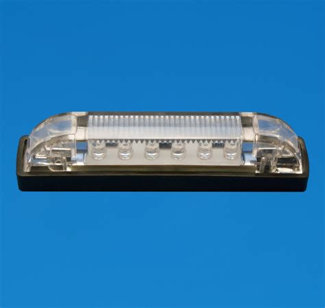 led 4 quot light waterproof clear lens leds 12v