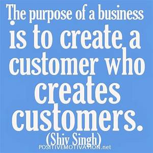 Positive Busine... Positive Small Business Quotes