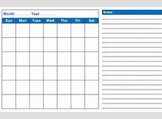 24 Best Business Calendar Templates 2015 & Samples Free